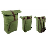 Сумка на багажник/рюкзак Longus OFFICER 2-в-1 + чохол