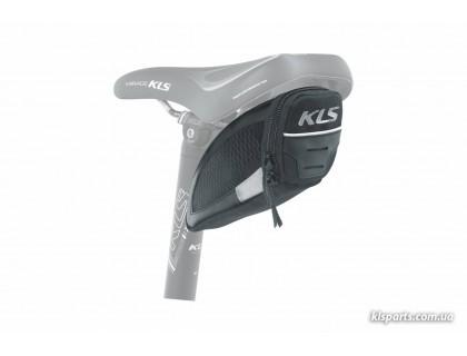Сумка підсідельна KLS Challanger strap L (об'єм 0,8 л) | Veloparts