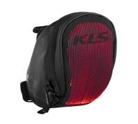 Сумка підседільна KLS Slopper NEW 020 з червоною підсвіткою. вологостійка