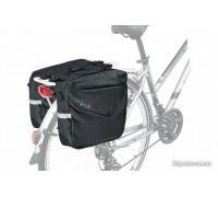 Сумка на багажник KLS Adventure 20 (об'єм 20 л) чорний