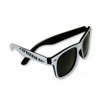 Очки солнцезащитные Haibike бело-черные
