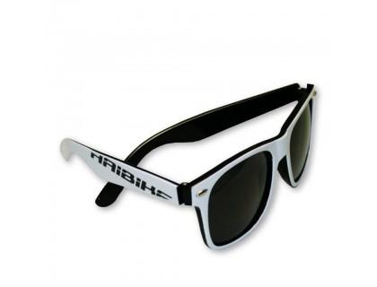 Очки солнцезащитные Haibike бело-черные | Veloparts