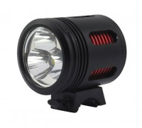 Фара Longus FLASH 3000 4F 3LED CREE XML-U2 Li-Ion батарея