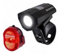 Комплект фонарей BUSTER 100/NUGGET II FLASH Sigma Sport