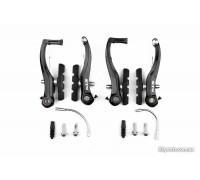Гальма KLS V-Brake T210DG4 передній/задній 70мм
