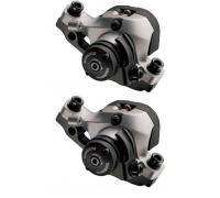 Калиперы механические Shimano BR-M495, пара
