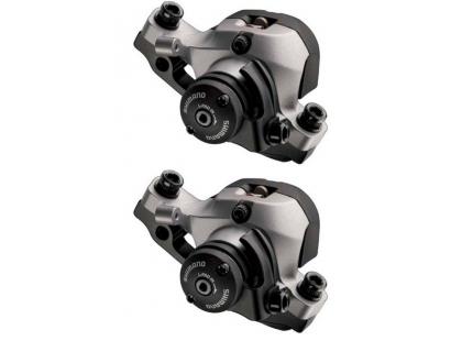 Калиперы механические Shimano BR-M495, пара | Veloparts