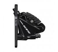 Тормозной калипер Shimano 105 BR-R7070-F передней FLAT MOUNT адаптер 140 / 160мм