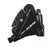 Тормозной калипер Shimano 105 BR-R7070-R задний FLAT MOUNT без адаптера