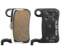 Тормозные колодки Shimano M06 для BR-M965 / M800 / M765 металл