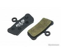 Колодки гальмівні KLS D-17 органіка