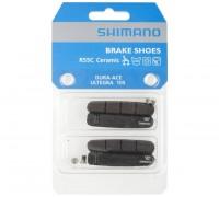Тормозные резинки R55C для обода с керамическим покрытием (комплект 2 пары)