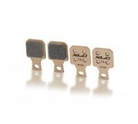 Тормозные колодки дисковые XLC BP-S38, Magura MT5, <br />MT7