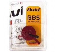 Колодки для дискових гальма Avid BB5 органіка
