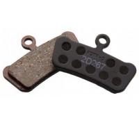 Колодки органіка на стальній основі GUIDE / Trail (без пружинки та пина)