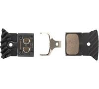 Тормозные колодки Shimano L04C с радиатором BR-R9170 / RS805 / RS505 металл