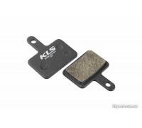 Колодки гальмівні KLS D-04 для Shimano BR-M515 органіка