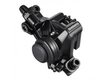 Тормоз дисковый механический Shimano BR-M375 (пара) | Veloparts