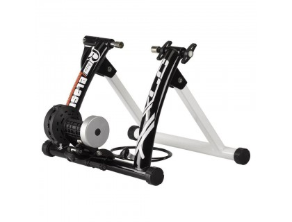 Велостанок XLC Beta 6 уровней сопротивления, складной, черн. | Veloparts