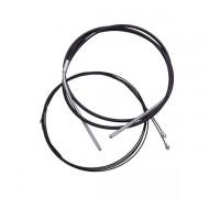 Набір трос та рубашка SRAM SLICKWIRE MTB BRAKE CABLE KIT 5mm, чорний