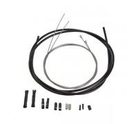 Трос та рубашка SRAM Brake Cable Kit SlickwirePro Road, чорний