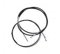 Набір трос та рубашка SRAM SLICKWIRE XL ROAD BRAKE CABLE KIT 5mm, чорний