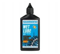 Мастило ланцюга Shimano Wet Lube д / мокрої погоди (100мл.)