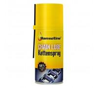 Мастило для ланцюга спрей Нanseline Chaine Lube Kettenspray, 150мл