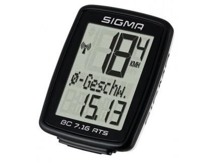 Велокомп'ютер BC 7.16 ATS Sigma Sport | Veloparts