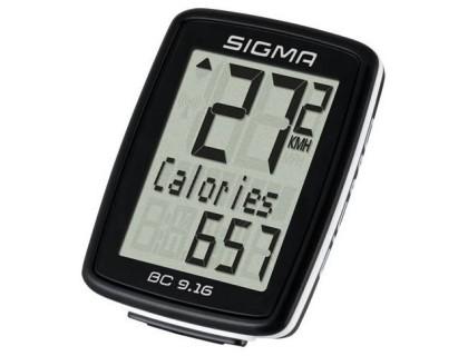 Велокомп'ютер BC 9.16 Sigma Sport | Veloparts