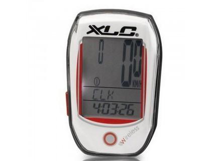 Велокомпьютер XLC BV-W03, 25 функций, белый   Veloparts