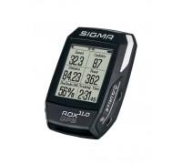 Велокомп'ютер ROX 11.0 GPS BLACK SET Sigma Sport