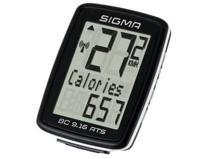 Велокомп'ютер BC 9.16 ATS Sigma Sport   Veloparts