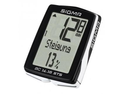 Велокомп'ютер BC 14.16 STS CAD Sigma Sport | Veloparts