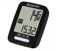 Велокомп'ютер BC 5.16 Sigma Sport