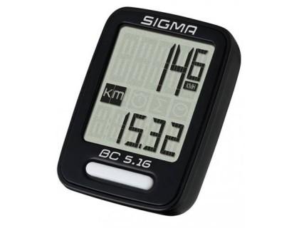 Велокомп'ютер BC 5.16 Sigma Sport | Veloparts