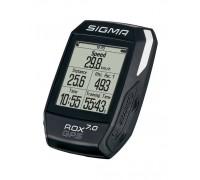 Велокомп'ютер ROX 7.0 GPS BLACK Sigma Sport