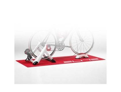 Мат під велотренажер ELITE червоний | Veloparts