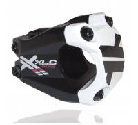 "Вынос XLC ST-F02 Pro Ride, 40мм, черно-белый (1 1/8"", Ø31,8мм)"
