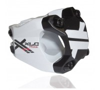 """Вынос XLC ST-F02 Pro Ride, 40мм. бело-черный (1 1/8"""", Ø31,8мм)"""