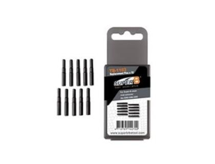Запасний пін SuperB для витискача ланцюга (комплект 10 штук) | Veloparts