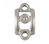 Brake lever clamp, Хомут для тормозной ручки (серебристый)