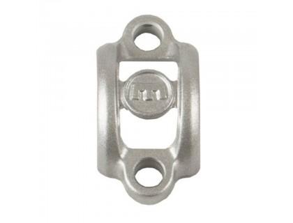 Brake lever clamp, Хомут для тормозной ручки (серебристый) | Veloparts