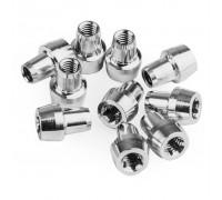 Clamp shroud-bolts, Винты для хомута алюминиевые (упаковка)