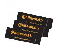 Наклейки Continental, черные