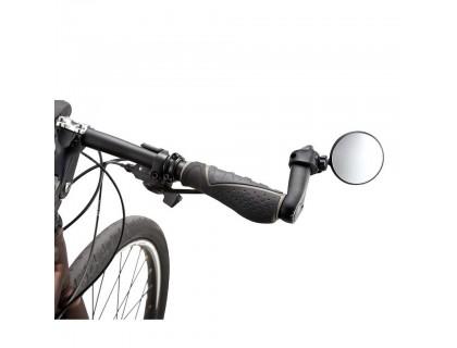 Зеркало велосипедное XLC MR-K03, Ø60мм   Veloparts