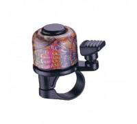 Дзвоник NUVO NH-B405AP-T4 хомут 22.2 мм кольоровий