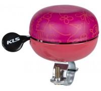 Дзвоник KLS Bell 60 Doodles рожевий