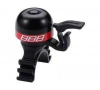 Звонок BBB BBB-16 MiniFit (красный)