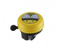 Дзвоник NUVO NH-B610AP-M13 хомут 22.2 мм жовтий